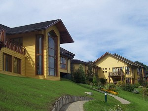 Centro Turistico Punta Larga - C.Elton & Asociados